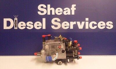 Merlo Telehandler Perkins T4.40 Gr Engine Diesel Injectioninjector Pump