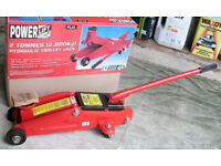 As new 2Ton Trolley Jack