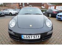 2007 57 PORSCHE 911 3.6 CARRERA 2 2D 325 BHP