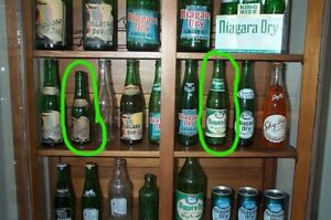 WANTED - ISO Bottles that are Circled in Pics......$$$ Paid