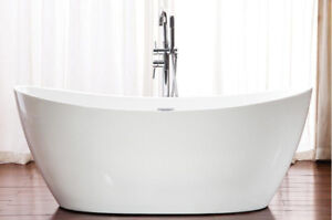 Rouge Freestanding Bathtub - Florence