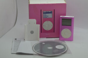 iPod Mini 4GB Pink