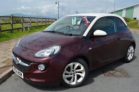 2014 14 VAUXHALL ADAM 1.2i Jam 3dr in Purple Fiction