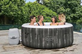 Brand new. Boxed. Lay-Z-Spa Bahamas Airjet Hot tub