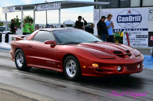 Supercharged 2002 SOM Trans AM WS6