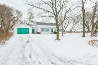 A Beautiful Country Property on 1.24 Acres!