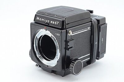 Пленочные фотокамеры Mamiya RB67 ProSD Excellent+++