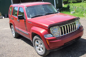 2010 Jeep Liberty Wagon