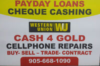 FREE PHONE ACCESSORIES WITH PAYDAY LOAN IN WHITBY AJAX OSHAWA