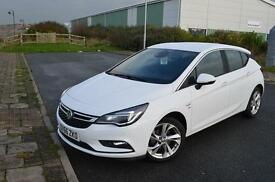 2016 66 VAUXHALL ASTRA 1.4T 16V 150 SRi 5dr in Olympic
