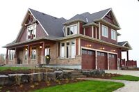 Luxury Detached Homes on Estate Size Lots