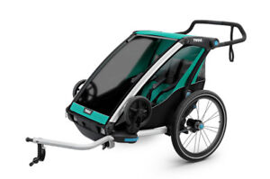 Thule Chariot Lite 2 child - new w/ warranty - now on sale