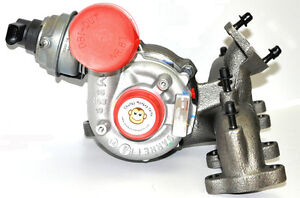 VW 1.9L BEW TDI VNT 17 Replacement Turbocharger Golf Jetta Wagon