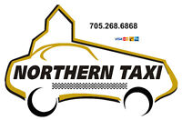 TAXI DRIVERS WANTED IN TIMMINS - SIGN ON BONUS AVAILABLE!!!