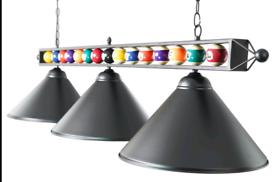 Pureline Designer Pool Table Light