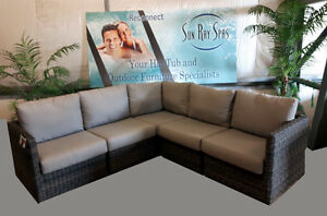 Outdoor Sectional Sofa / Patio Furniture