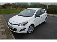 2013 13 HYUNDAI I20 5dr Hat 1.2 Classic in Coral