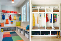 ORGANIZE YOUR HOME BEFORE SCHOOL STARTS!