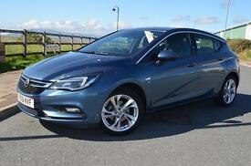 2016 16 VAUXHALL ASTRA 1.4T 16V 150 SRi 5dr Auto in Dee