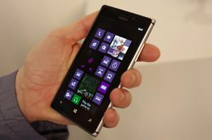 Nokia Lumia 925 16GB,8.7 Mpix;unlocked,box,charger,like new