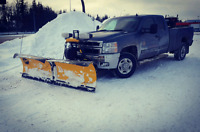 Snow Removal Services Commericial / Residential