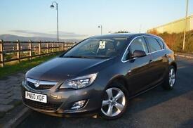 2010 60 VAUXHALL ASTRA Sri in Technical Grey
