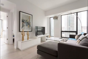 Lease assignment / Cession de bail : 4 1/2 FURNISHED HEART OF DT