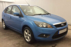 2011 FORD FOCUS 1.8 ZETEC GOOD / BAD CREDIT CAR FINANCE AVAILABLE