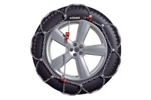 KONIG XG-12 PRO 267 Snow chains, set of 2