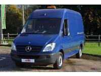 MERCEDES-BENZ SPRINTER 2.1 313 CDI EURO 5 MEDIUM WHEEL BASE WITH ONBOARD PTO