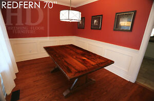 Reclaimed Wood Tables - Locally Created Cambridge Kitchener Area image 6