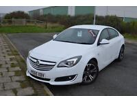 2015 65 VAUXHALL INSIGNIA Hat 2.0cdti 140 Ld/ed Efx in
