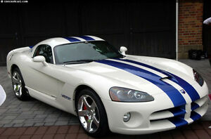 WANTED: GEN 3/4 DODGE VIPER SRT10 COUPE