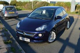 2013 63 VAUXHALL ADAM 1.4i Glam 3dr in Pump Up The Blue