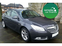 ONLY £165.72 PER MONTH GREY 2011 VAUXHALL INSIGNIA 2.0 SRI DIESEL AUTOMATIC NAV