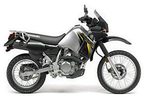 2008 - 2012 Kawasaki KLR 650