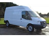 Ford Transit 2.2 TDCI T350 115 Long Wheel Base High Roof Panel Van