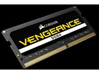 [BRAND NEW - UNOPENED] Laptop RAM Module - 8GB (1x8GB) Corsair DDR4 SODIMM, PC4-17000 (2133Mhz)
