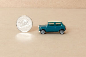HO scale Mini Cooper made in Germany by Herpa
