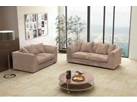 BRAND NEW SOFA SET 3+2 SEATER OR CORNER UNIT DIFFERENT COLOURS