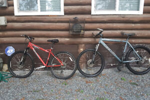 Mountains bikes for sale