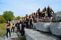 LAURIER UNIVERSITY DANCE TEAM LOOKING FOR SPACE!