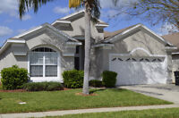 Florida Disney Pool Home. Gated, WiFi, BBQ, Games Rm &TONS MORE!