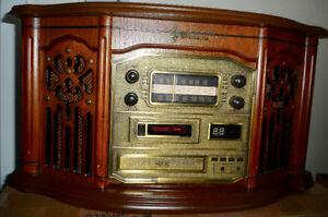 Réplique d'une radio d'époque