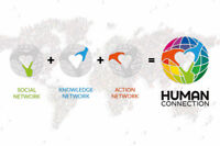 HUMAN CONNECTION - NETWORKING TO SERVE THE WORLD