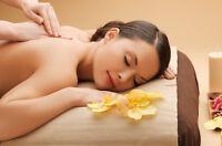 Registered Massage Therapy at Upward Dog Yoga Center