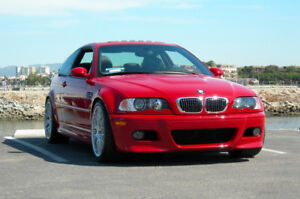 BMW E46 M3 WANTED!!!