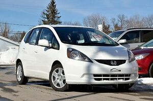 2013 Honda Fit automatique Lx A/C