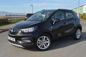 2016 66 VAUXHALL MOKKA X 1.4T Active 5dr in Carbon Flas