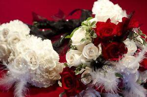 Fleurs pour mariage - Wedding flowers